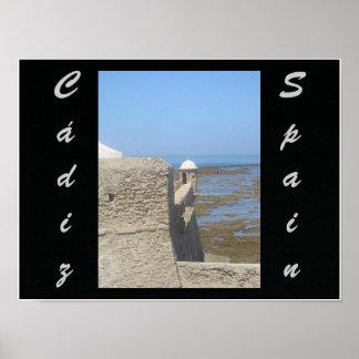 Cádiz/Gadir ポスター