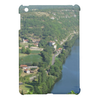 Cadrieu、フランス、空中写真 iPad Miniカバー