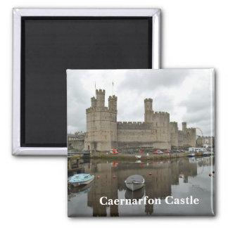 Caernarfonの城の磁石 マグネット