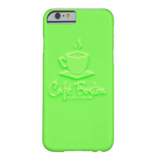 Caféボストンのボルト6/6sの場合 Barely There iPhone 6 ケース