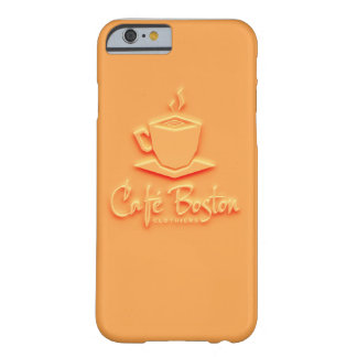 Caféボストンのモモ6/6sの箱 Barely There iPhone 6 ケース