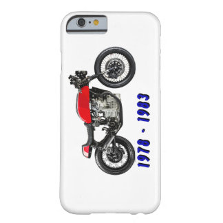 caferacer barely there iPhone 6 ケース