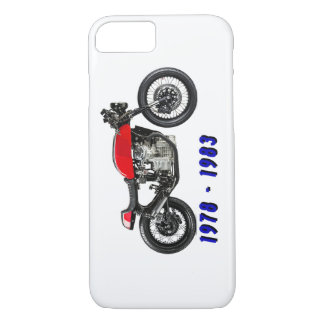 caferacer iPhone 8/7ケース