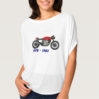 CafeRacer Tシャツ