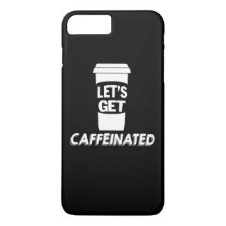 Caffeinated iPhone 8 Plus/7 Plusケース