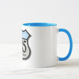 Caffinatedを得て下さい! 沢山の285Social.comのマグ マグカップ