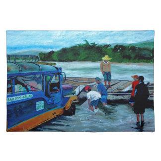 Cagayan River.jpg ランチョンマット