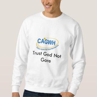 CAGWHメンズセーター スウェットシャツ