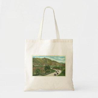 Cahuengaのパスのハリウッドロサンゼルスカリフォルニアのバッグ トートバッグ