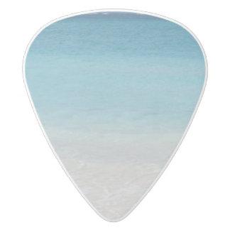 Caicosの美しいビーチ|のトルコ人および写真 ホワイトデルリン ギターピック