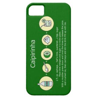 caipirinha、ブラジルの飲み物 iPhone SE/5/5s ケース