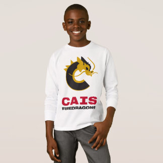 CAISの長袖 Tシャツ