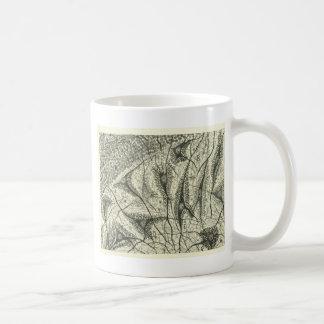 Cajalのニューロン4 コーヒーマグカップ