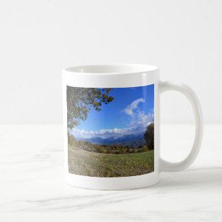 Calabrian田舎 コーヒーマグカップ