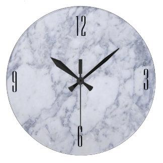 Calacattaの柱時計 ラージ壁時計