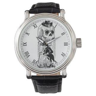 Calaveraの紳士の腕時計 腕時計