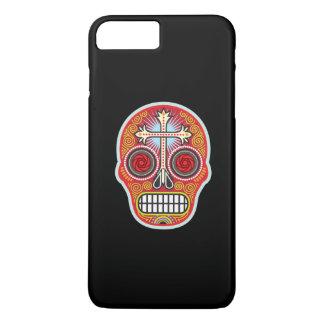 Calavera de los Muertos 1 iPhone 8 Plus/7 Plusケース