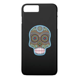 Calavera de los Muertos 3 iPhone 8 Plus/7 Plusケース