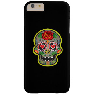 Calavera de los Muertos 5 Barely There iPhone 6 Plus ケース