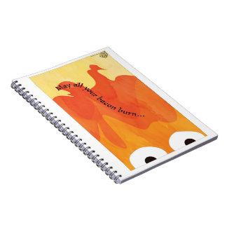Calciferのノート ノートブック