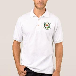 Caliのワイシャツのアイルランド語 ポロシャツ