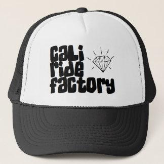 Caliの乗車の工場ダイヤモンドのトラック運転手の帽子 キャップ