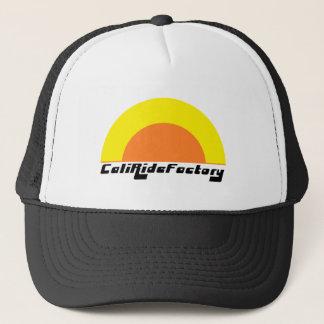 Caliの乗車の工場トラック運転手の帽子 キャップ