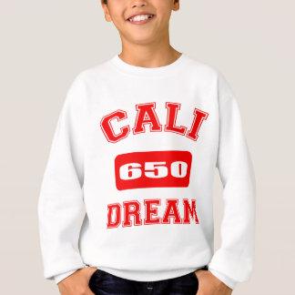 CALIの夢650 スウェットシャツ