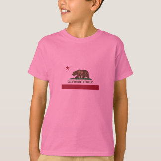 Caliの女の子 Tシャツ