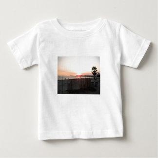 Caliの日没 ベビーTシャツ