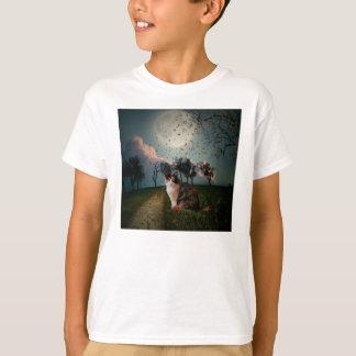 Caliの月 Tシャツ
