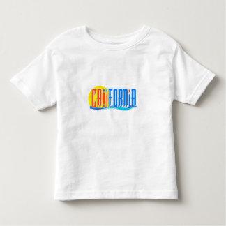 Caliの波 トドラーTシャツ