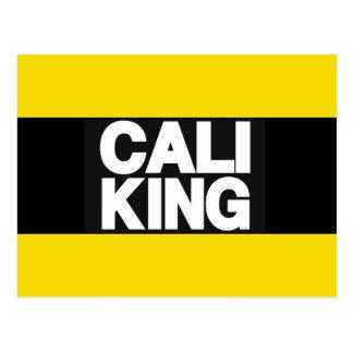 Cali王2黄色 ポストカード