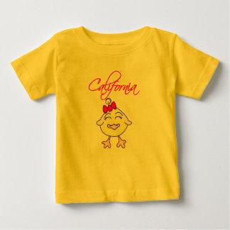 Cali Chickieのベビー ベビーTシャツ