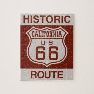 CALIFORNIA66 ジグソーパズル