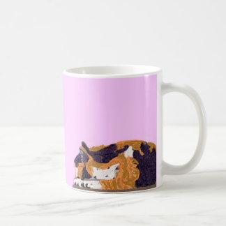 Caligulaのうたた寝の2マグ コーヒーマグカップ
