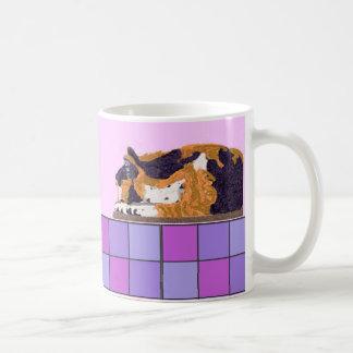 Caligulaのうたた寝の3マグ コーヒーマグカップ