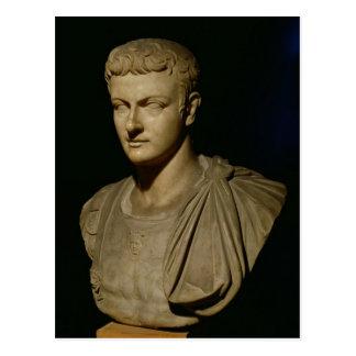 Caligulaのバスト ポストカード