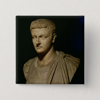 Caligulaのバスト 5.1cm 正方形バッジ
