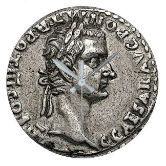 Caligulaのローマ皇帝Gaiusシーザー ラージ壁時計