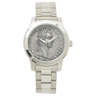 Caligulaのローマ皇帝Gaiusシーザー 腕時計