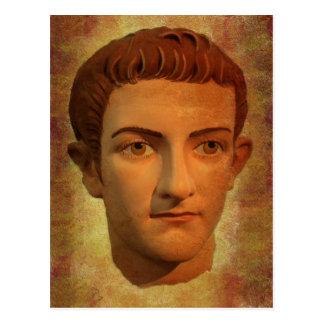 Caligulaの顔 ポストカード