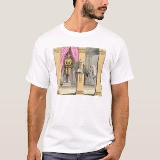 Caligulaの馬、Incitata、c.1800-の馬小屋 Tシャツ