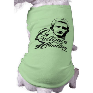 Caligulaは私の同郷人です ペット服