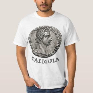 Caligulaローマ皇帝のGaiusシーザーの硬貨 Tシャツ