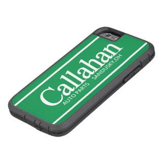 Callahanのおもしろいなレトロの自動車部品 Tough Xtreme iPhone 6 ケース