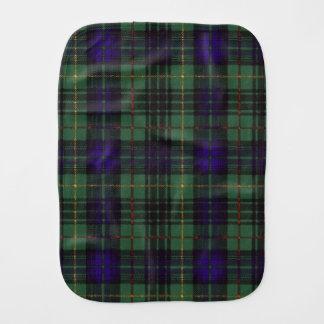 Callendarの一族の格子縞のスコットランドのキルトのタータンチェック バープクロス