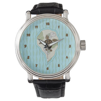 Callieウミガメの腕時計 腕時計
