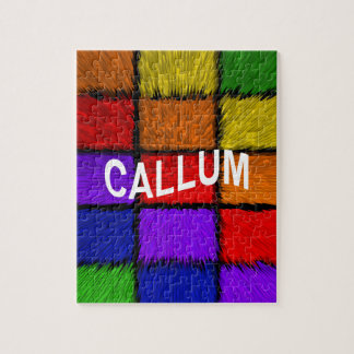 CALLUM ジグソーパズル