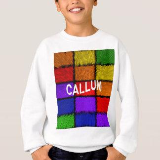 CALLUM スウェットシャツ